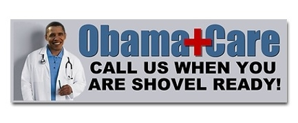 Obama shovel ready med care